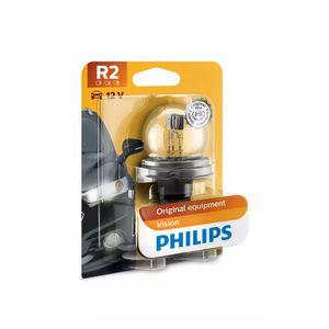 Lampada-Halogena-R2-Philips-Standard-45W-12V-12620C1