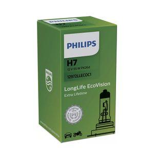 Lampada-Halogena-Farol-H7-LongLife-EcoVision-Philips-12V-55w
