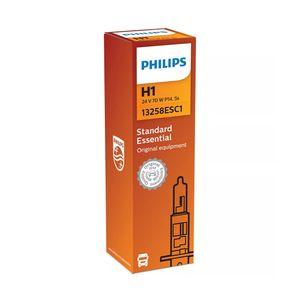 Lampada-Halogena-Farol-H1-24V-Standard-Essential-Philips-70w