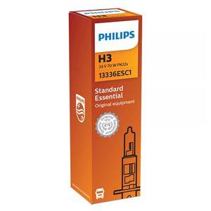 Lampada-Halogena-Farol-H3-Standard-Essential-Philips-24V