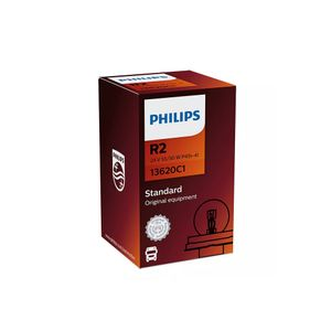 Lampada-Halogena-Farol-R2-Standard-Essential-Philips-24V