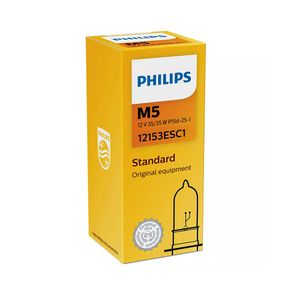 Lampada-Farol-Halogena-M5-Philips-Standard-12V-Moto-35W
